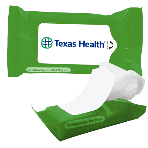 Antibacterial-Wet-Wipes-Green