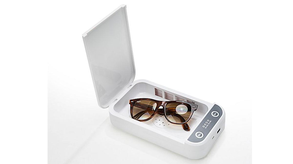 Travelon---Portable-UV-Sanitizer-Box-2