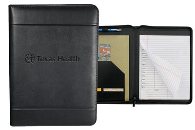 Windsor Impressions Zippered Padfolio
