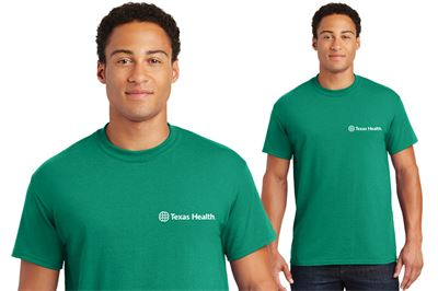 Gildan-DryBlend™ 50/50 T-shirt - Kelly Green