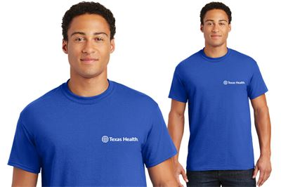 Gildan-DryBlend™ 50/50 T-shirt - Royal
