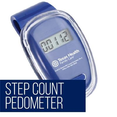Step Count Pedometer