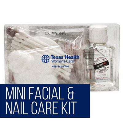 Mini Facial & Nail Care Kit