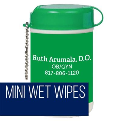Mini Wet Wipes