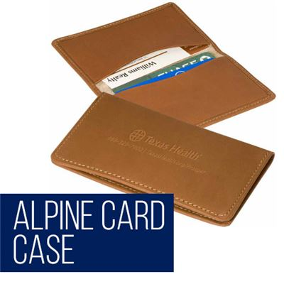 Alpine Card Case