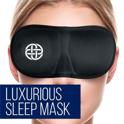 Luxurious Sleep Mask