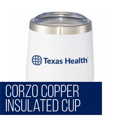 Corzo Copper Insulated Cup