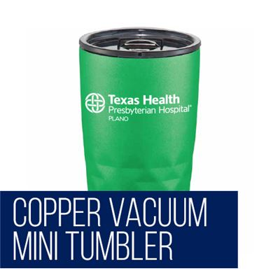 Copper Vacuum Mini Tumbler