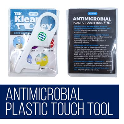 Antimicrobial Plastic Touch Tool