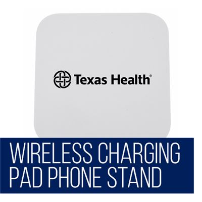 Wireless Charging  Pad Phone Stand