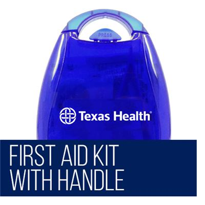 First Aid Kit with Handle