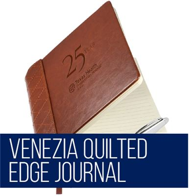 Venezia Quilted Edge Journal